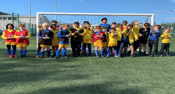 Welcome to Fun Soccer School